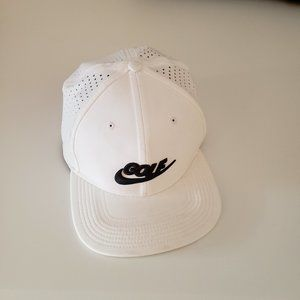 Nike Golf Men's White Hat Cap